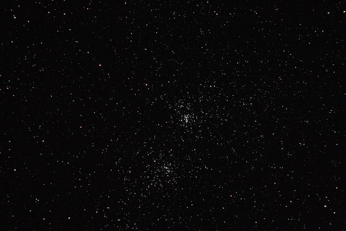 Perseus Double Cluster - NGC 869 and 884