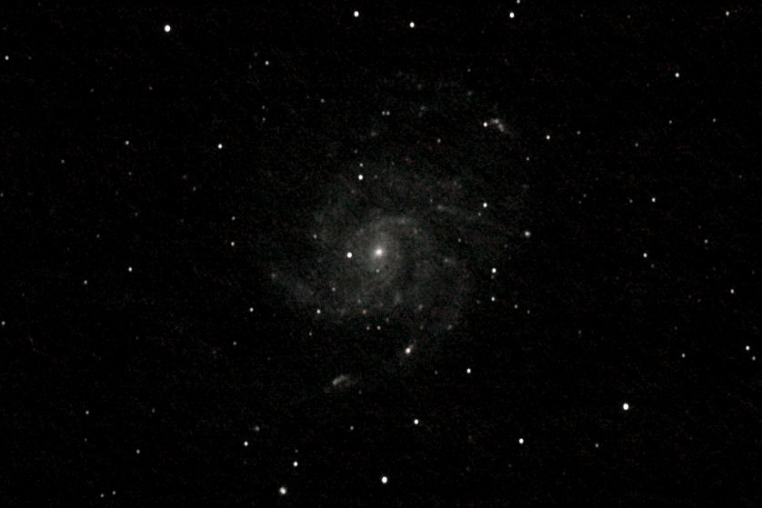 Messier 101 the Pinwheel Galaxy