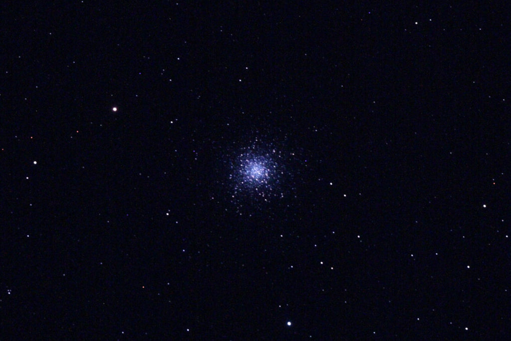 Messier 13. WO GT81 & Canon 1000D