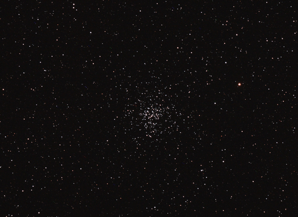 Messier 37 in Auriga