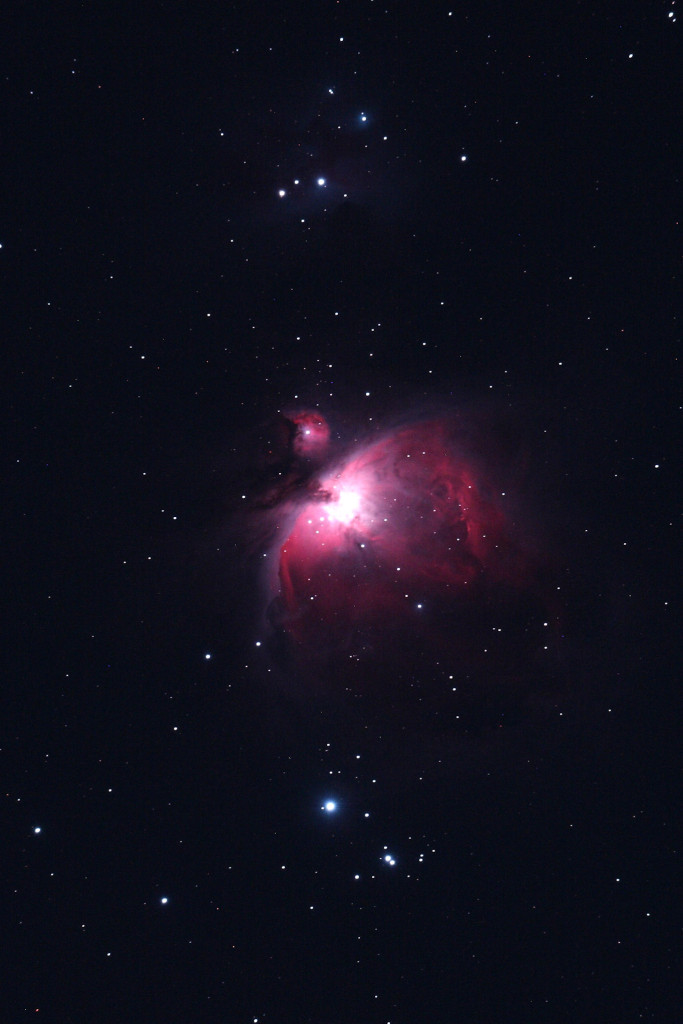 M42 Orion Nebula Feb 2016