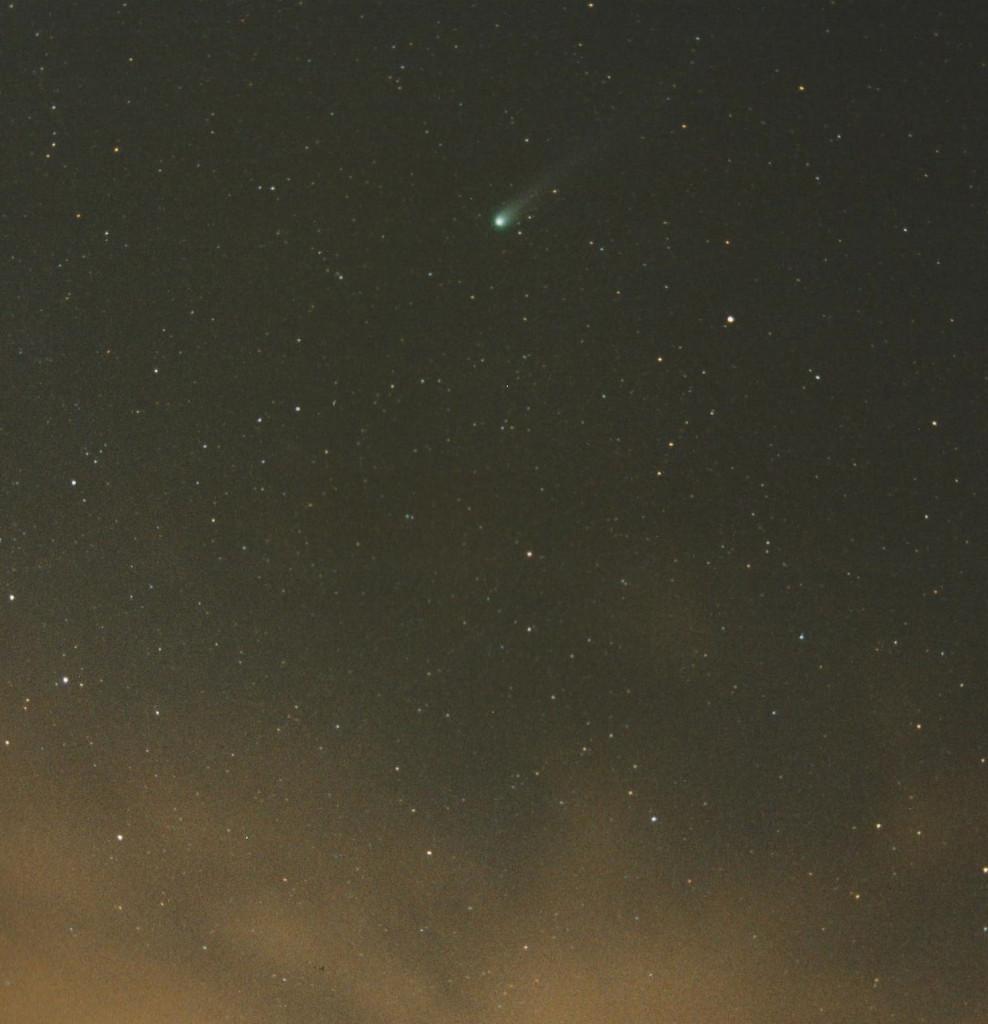 Comet Hyukatake 1996