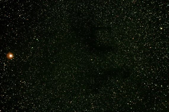 Barnard's E-Nebula - September 2016